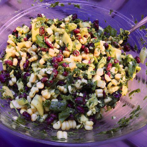 10 Best Spinach Black Bean Salad | Spinach Smoothie, Green ...