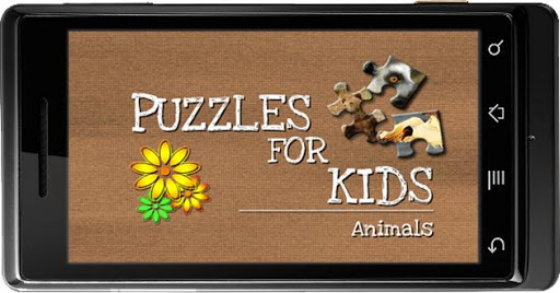 Puzzles for kids : Animals