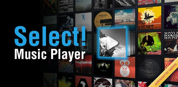Select! Music Player