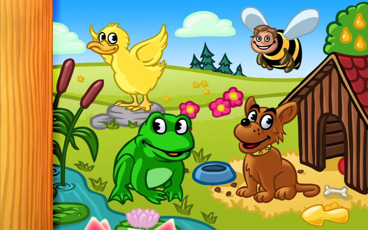 Amazing Animal Puzzle For Kids- screenshot