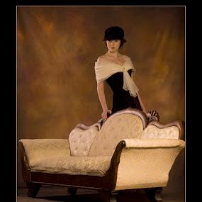 Elegant by Kelly Goode - People Portraits of Women (  )