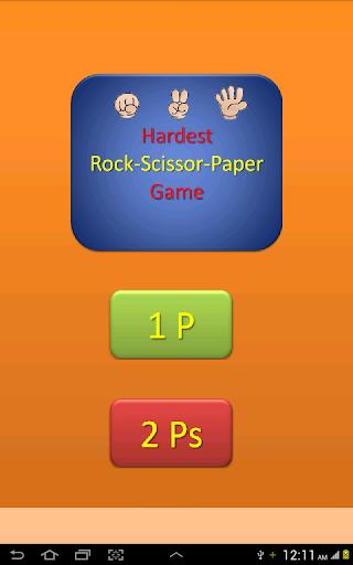 Hardest Game RSP 2.0