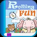 Rolling Fun logo