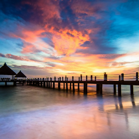 low light by Arik S. Mintorogo - Landscapes Sunsets & Sunrises (  )