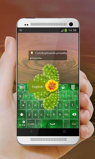 仙人掌 GO Keyboard