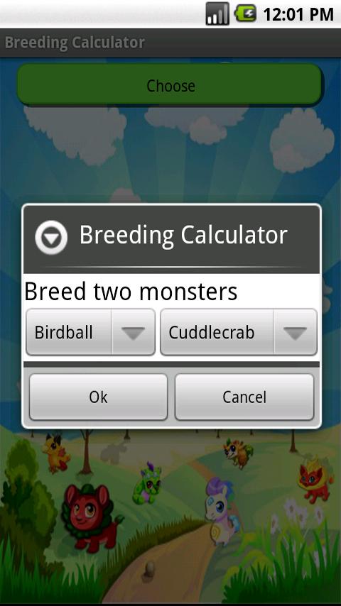 dragons story breeding calculator monster