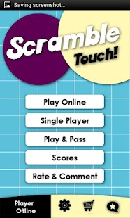 Scramble Touch - screenshot thumbnail