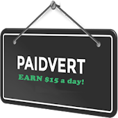 EARN $15 A DAY WITH PAIDVERTS