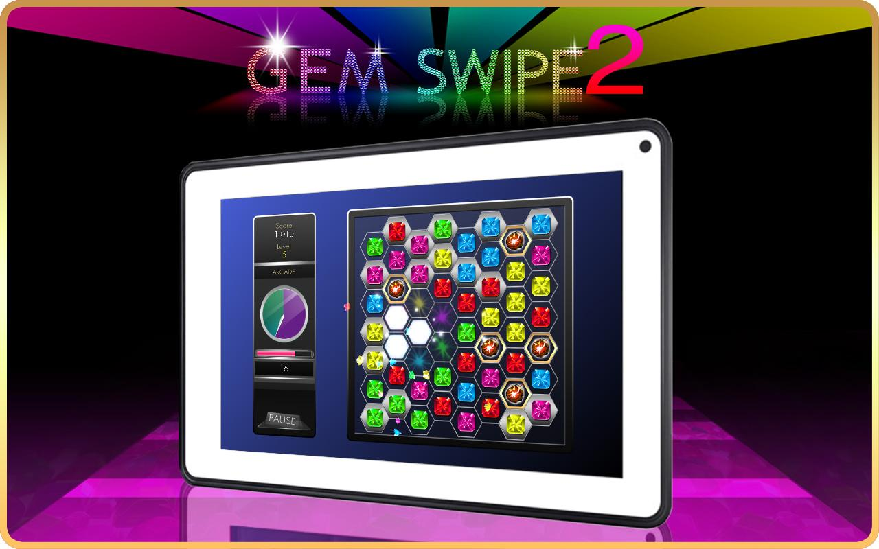 Gem Swipe- screenshot