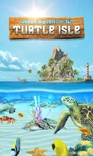 Ocean Aquarium 3D: Turtle Isle - screenshot thumbnail