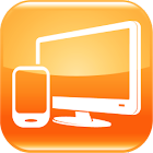 Orange TV icon