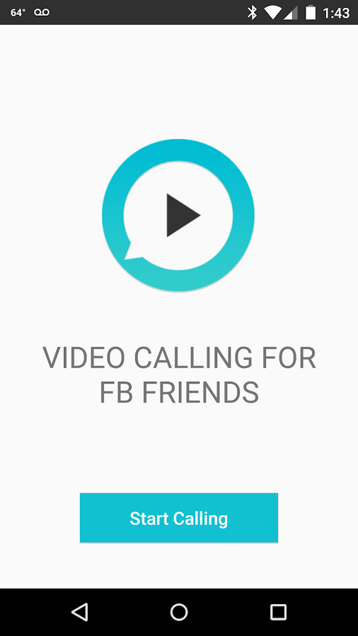 Video Chat for Facebook, Free- screenshot