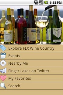 Finger Lakes Wine Country- screenshot thumbnail