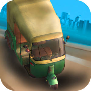 Tuk Tuk Rikshaw Driving Sim for Android