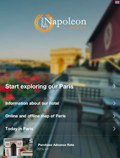 Hotel Napoleon - screenshot thumbnail
