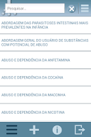 Screenshot of Diretrizes