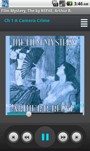 Film Mystery The Audiobook