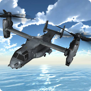 V22 Osprey Flight Simulator APK