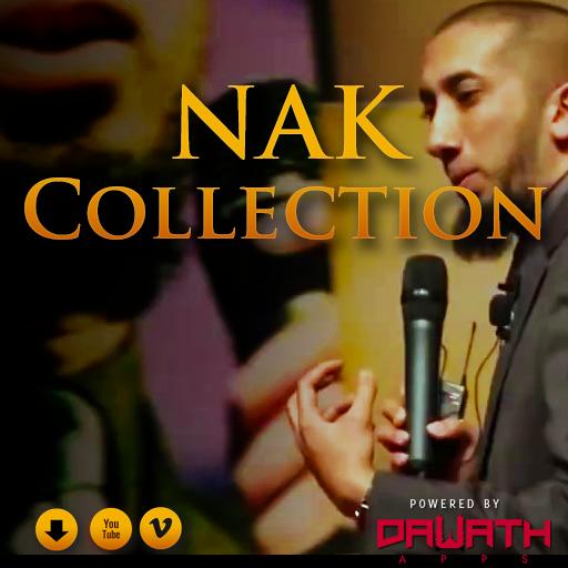 NAK Collection-Nouman Ali Khan LOGO-APP點子