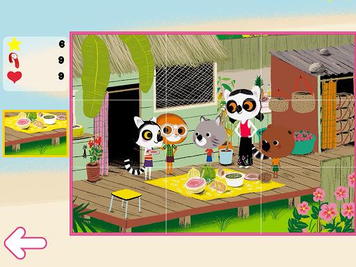 Игра Mouk the picture game для планшетов на Android