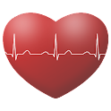 Heart rate monitor logo