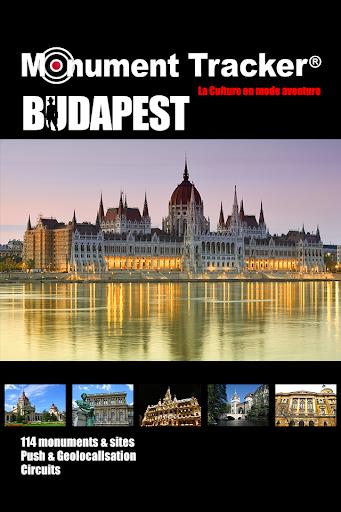 Budapest Monument Tracker