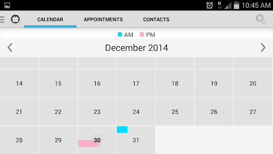 Appointment Manager- screenshot thumbnail