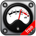 VU Meter Live Wallpaper Free icon
