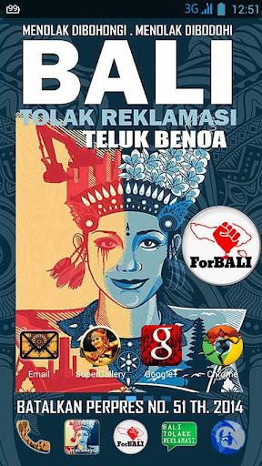 Save Bali