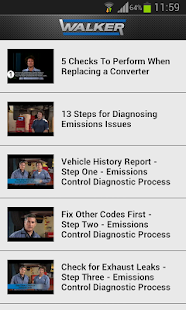 Walker Emissions Control- screenshot thumbnail