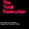 The Total Destruction Lite logo