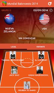 免費下載運動APP Basketball World Cup 2014 app開箱文 APP開箱王