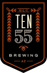 Logo of Ten Fifty-Five Xoxo Coffee Stout