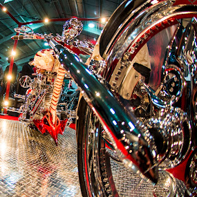 Laval Bike show by Faisal Abuhaimed - Transportation Motorcycles