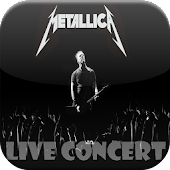 Metallica Live Music Playlist