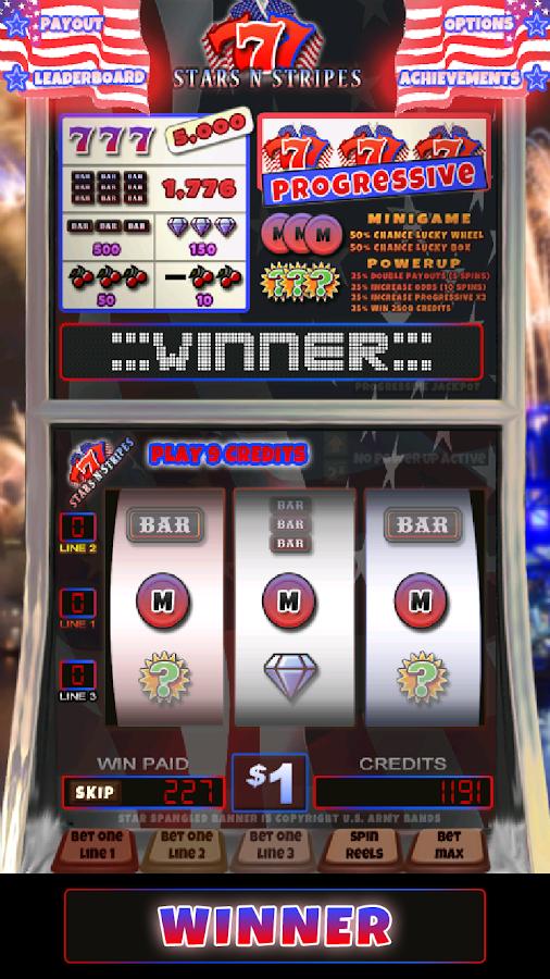 Spiele Stars & Stripes - Video Slots Online