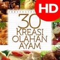 30 Kreasi Olahan Ayam icon