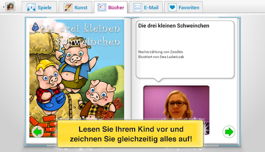 Child-Modus: Spiele + Videos – Miniaturansicht des Screenshots
