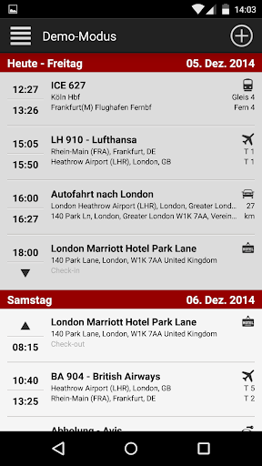 travelload trip planner