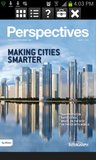 Intergraph Perspectives