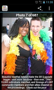 Boston Gay Pride- screenshot thumbnail
