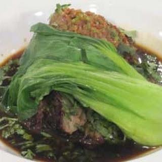 Asian Braised Beef Brisket