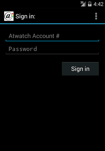 Atwatch Website Monitoring APP