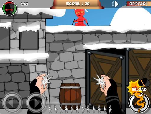 玩免費街機APP|下載Dawn of the Sniper Ninja app不用錢|硬是要APP