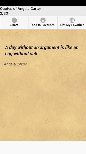 玩免費娛樂APP 下載Quotes of Angela Carter app不用錢 硬是要APP