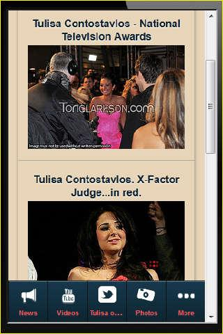 Tulisa Contostavlos - Latest - screenshot