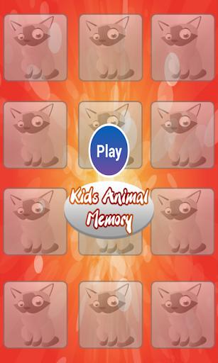 Kids Animal Memory