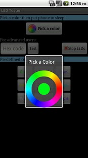 LED Color Tester - screenshot thumbnail