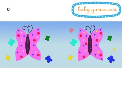 Find 5 differences - kids game- screenshot