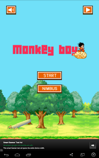 Nimbus Monkey Boy